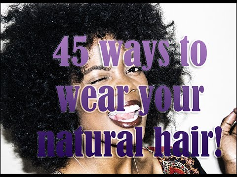 Hairstyles For Natural Hair Minutes Or Less Hairstyles
