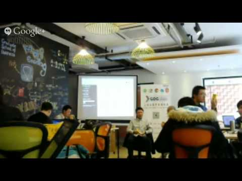 GDG CodeLab • Python App Engine Workshop