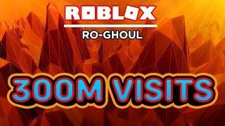 [Reupload] New 300M visits code?! | Ro-Ghoul (Roblox)