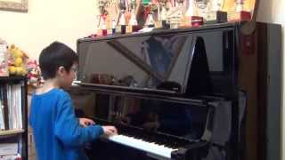 Sonatina in C, Op 151 No 4 - Introduction Largo Maestoso by Tam Pak Yiu (9 Years Old)
