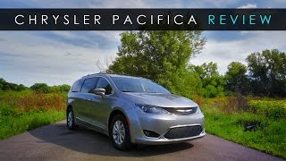 Review | 2017 Chrysler Pacifica | The Van Done Right