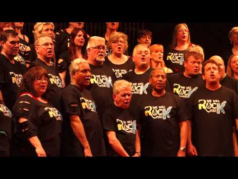 County Town Singers - Skyfall