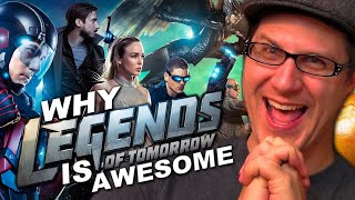 Why Legends of Tomorrow is AWESOME
