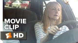 Learning to Drive Movie CLIP - Road Rage (2015) - Patricia Clarkson, Ben Kingsley Movie HD