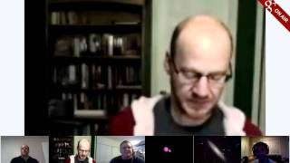 Virtual Star Party with Stuart Forman - January 11th, 2012