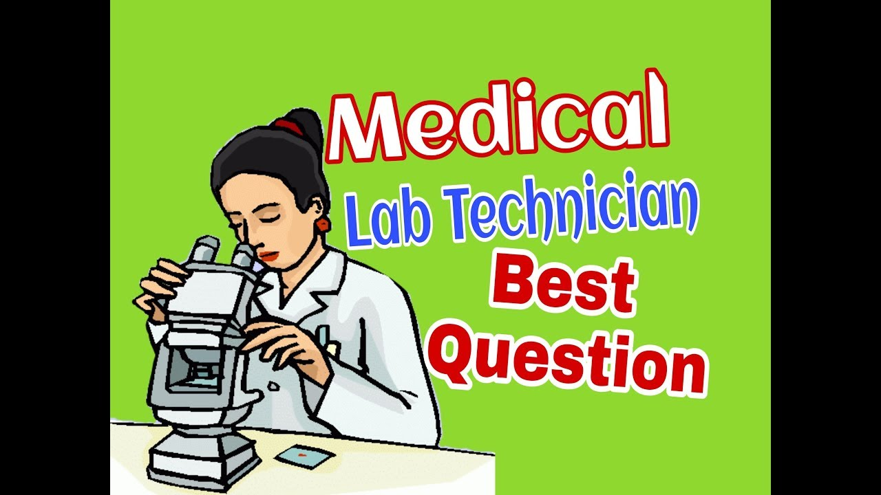 Medical Lab Technician Important Question & Answer | Lab Technician Exam  Repeated & Unique Question