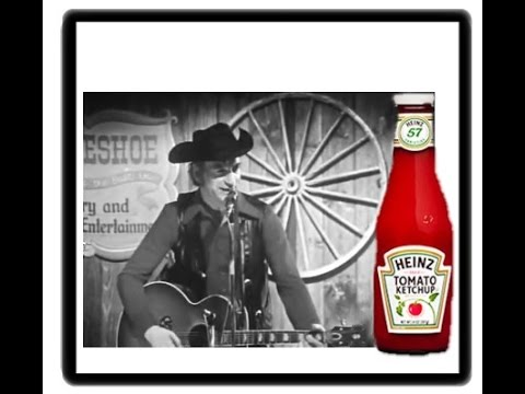 Stompin' Tom - ( The Ketchup Song )