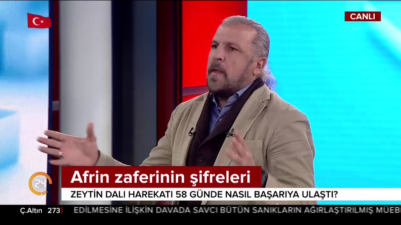 Mete Yarar, Afrin ile Rakka'yı kıyasladı