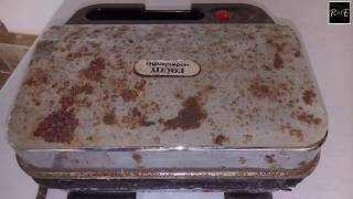 Sandwich Toaster Restoration | Rusty Toaster Restoration