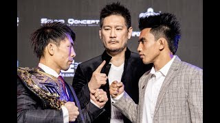 Team Lakay at ONE FC: ROOTS OF HONOR