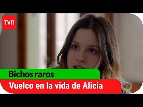 El radical cambio en la vida de Alicia | Bichos raros - T1E1