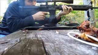 Great AR-15 scope on a budget Barska Varmint 6.5x20x50 thumbnail