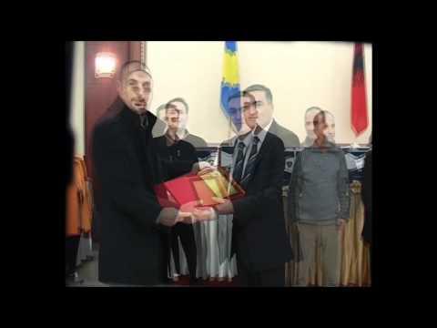 Shpallja E Sportistit Suharekë 2011