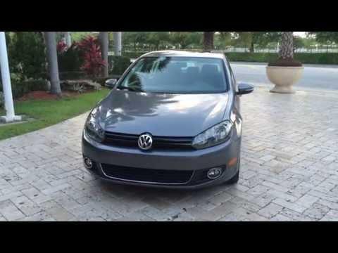 FOR SALE - 2011 Volkswagen Golf