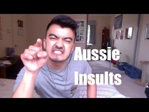 Aussie Insults