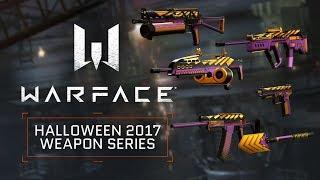 Warface - Halloween 2017 weapon series thumbnail