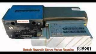 Bosch Rexroth Servo Valve Repairs @ Advanced Micro Services Pvt. Ltd,Bangalore,India
