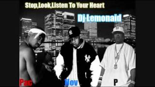 Jay-Z Ft. Tupac & Master P - Stop Look & Listen To Your Heart
