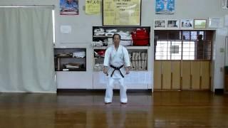 Shisochin Okinawa Goju-ryu Karate-do 四向戦 シソーチン 沖縄剛柔流空手道 無心舘