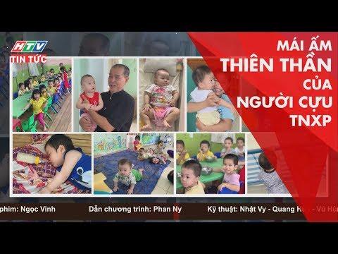 MÁI ẤM THIÊN THẦN CỦA NGƯỜI CỰU TNXP | HTV TIN TỨC | 01/09/2019