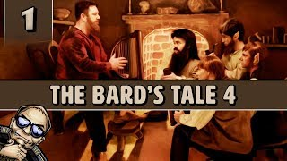 Let's Play The Bard's Tale IV: Barrows Deep - Part 1