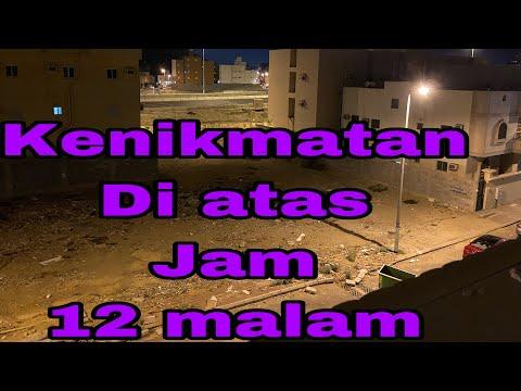 Kenikmatan di saat jam 12 malam //tkw Arab Saudi//