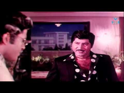 Shoban Babu Meets Charan Raj - Mr Bharat