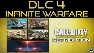 DLC 4 RETRIBUTION - MAPPE, TRAILER, ZOMBIES, IMMAGINI E INFO [INFINITE WARFARE ITA]