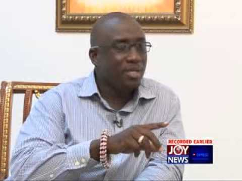 Discipline in Ghana - Joyce Aryee on PM Express (30-12-13)