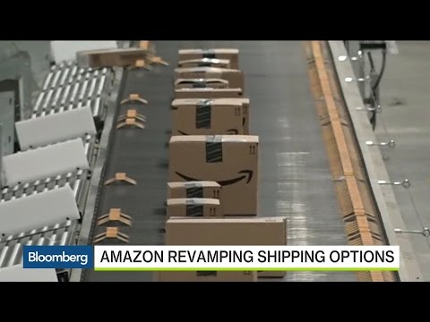 Amazon's Plan to Take On Alibaba