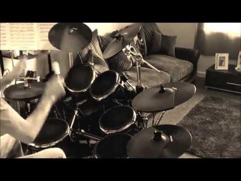 'mama'  Genesis drum cover