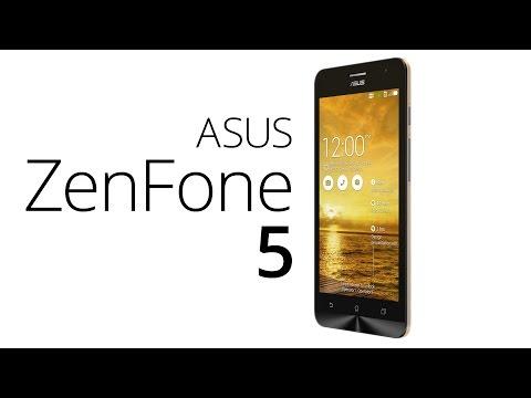 Asus ZenFone 5 (recenze)