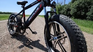 "Electric Bike ""GoPLUS"" Unboxing-Review"