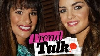 Lea Michele VS Lucy Hale VS Ashley Madekwe: Trend Talk with Rob Younkers & Joey Tierney!