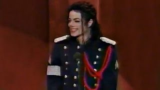 Michael Jackson | Image Awards 1994 | Remastered quality