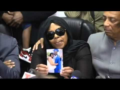 Kimani Gray's Mother Speaks Out