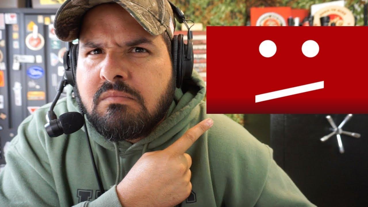 YouTube Strikes Again!