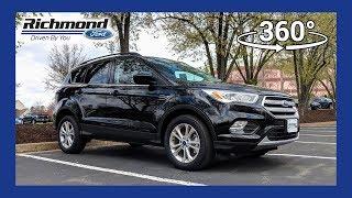 2018 Ford Escape SEL Virtual 360 Degree Test Drive