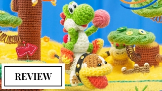 Poochy & Yoshi's Woolly World – Video Review