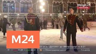 Ансамбль Росгвардии представил клип на песню Джорджа Майкла Last Christmas - Москва 24