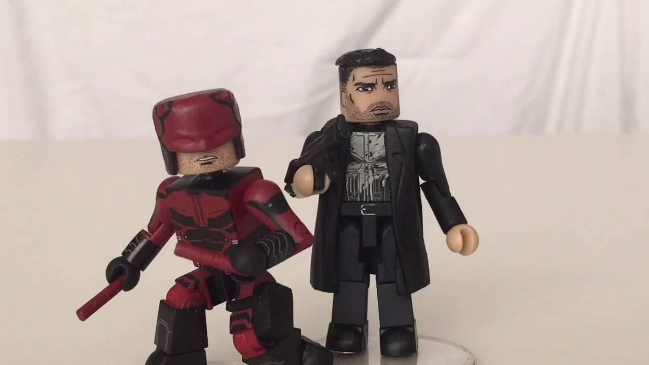 Marvel Minimates SDCC Exclusive Netflix Daredevil