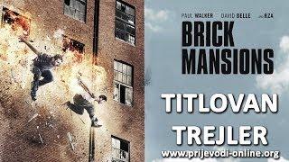 Zgrade od cigala ( Brick Mansions )