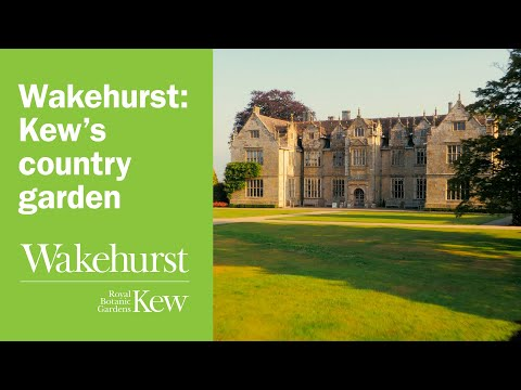 Visit Wakehurst: Kew's country garden in the heart of Sussex