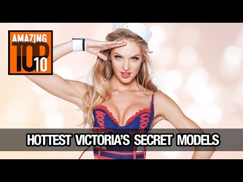 Amazing top 10 | Hottest Victoria's Secret Models of All Time top 10 collection top5