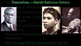 Marimba Ani - The Psychology of Afrikan Sovereignty
