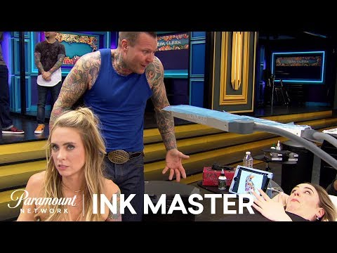 'Last Chance To Make Team' Elimination Official Highlight | Ink Master: Grudge Match (Season 11)