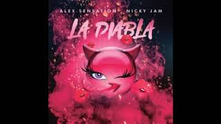 Gambar cover Alex Sensation Feat. Nicky Jam - La Diabla  (Audio)