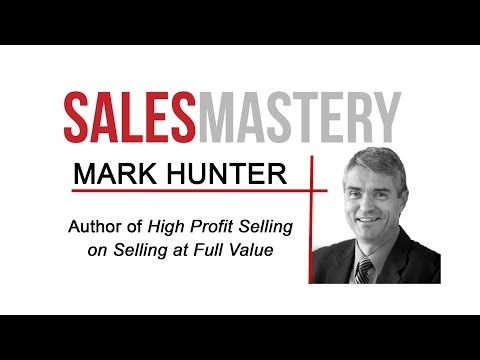 Mark Hunter - Sales Negotiation Skills for High Profit Selling