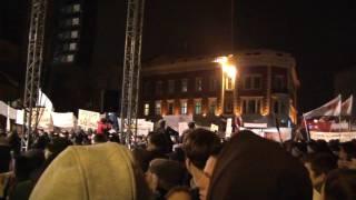 2009. gada 13. janvāra protestakcija Vecrīgā