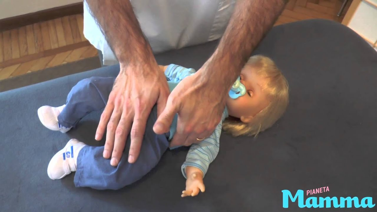 Così dal pianto del neonato si capisce se ha le coliche ...